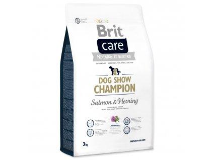 1064 1 brit care dog show champion 3 kg