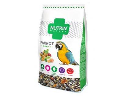 Nutrin Nature Papoušek 750 g