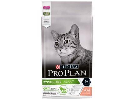 PRO PLAN CAT STERILISED losos 1,5kg