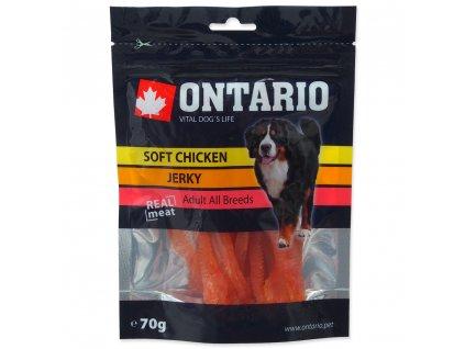 Ontario Snack Soft Chicken Jerky 70 g