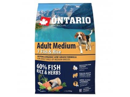 1127 ontario adult medium fish rice 2 25 kg