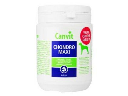 Canvit Chondro Maxi pro psy ochucené 500 g