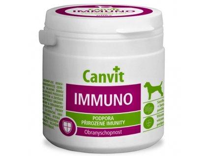 Canvit Immuno pro psy ochucené 100 g