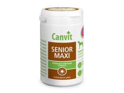 Canvit Senior MAXI pro psy ochucený 230 g