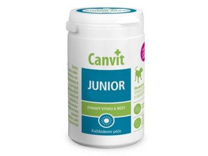Canvit Junior pro psy ochucený 230 g
