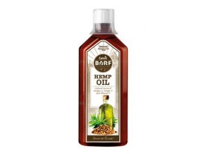 Canvit BARF Hemp Oil 500 ml