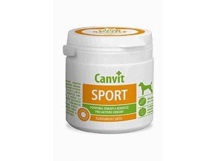 Canvit Sport pro psy ochucený 100 g