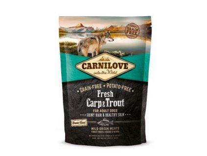 Carnilove Dog Fresh Carp & Trout for Adult 1.5 kg
