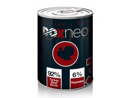 DOXNEO 3 konzerva krůtí 400 g