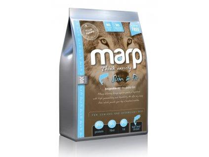 MARP Variety Slim and Fit s bílou rybou 2 kg