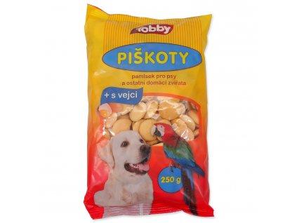 Piškoty TOBBY pro psy 250 g