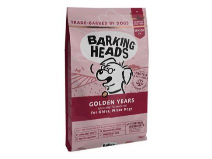 BARKING HEADS Golden Years NEW 12 kg