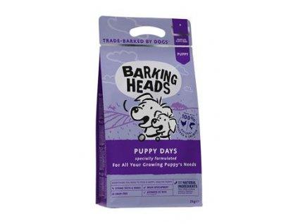 BARKING HEADS Puppy Days NEW 2 kg