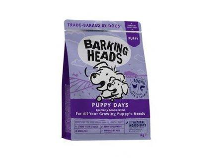 BARKING HEADS Puppy Days NEW 1 kg