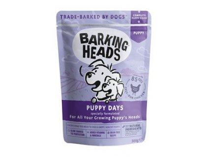 BARKING HEADS Puppy Days kapsička NEW 300 g