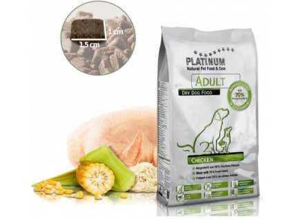 1313 1 platinum natural adult chicken 5 kg