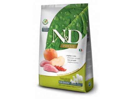 N&D PRIME DOG Adult M;L Boar & Apple 12 kg