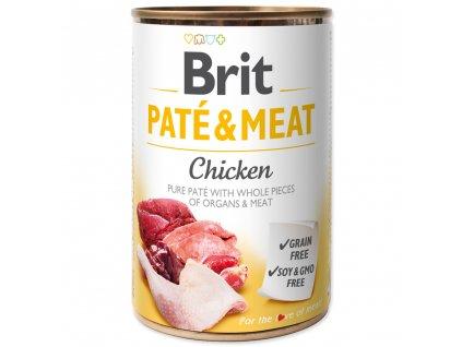 1358 brit konzerva pate meat chicken 400g