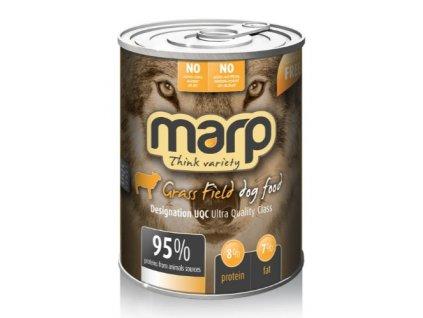 Marp Variety Grass Field konzerva pro psy 400 g