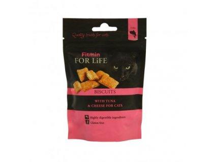 Fitmin For Life Tuňákové polštářky 50 g