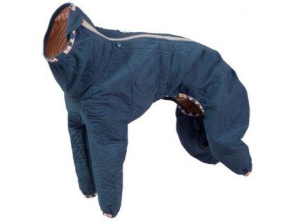 Obleček Hurtta Casual prošívaný overal modrý