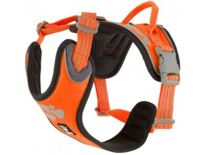 Postroj Hurtta Weekend Warrior neon oranžový