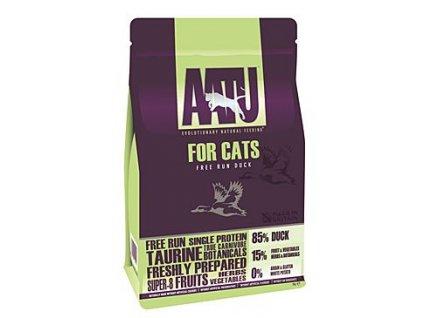 AATU granule pro kočky 85/15 Kachní 3 kg