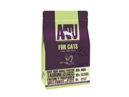 AATU granule pro kočky 85/15 Kachní 1 kg