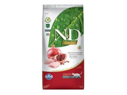 N&D Prime Cat Adult Chicken & Pomegranate 1,5 kg