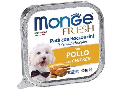 1475 monge fresh dog kure 100g