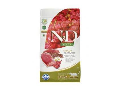 14831 n d gf quinoa cat urinary duck cranberry 1 5 kg