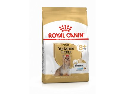 Royal Canin Yorkshire Age 8+ 500g