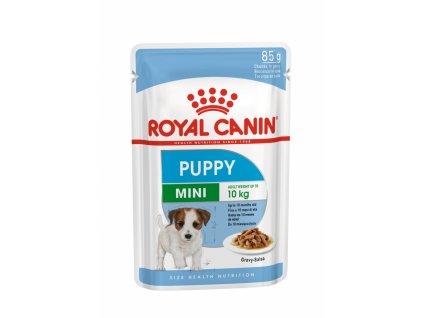 Kapsička Royal Canin mini puppy 85 g3