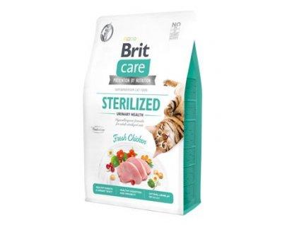 15011 brit care cat grain free sterilized urinary health 2 kg