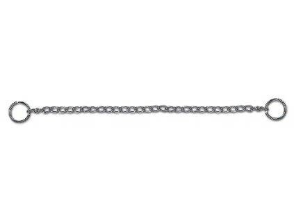 Řetízkový obojek stahovák oka 55 x 0,3 cm