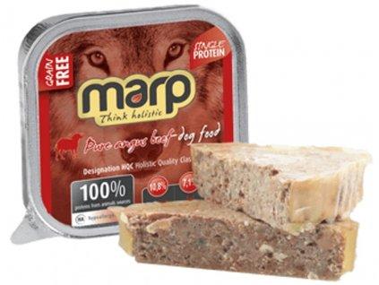 Marp Angus beef vanička s hovězím 100 g