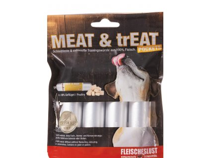 Meat & Treat Poultry 4 x 40 g