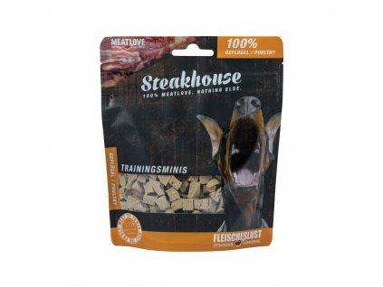 Steakhouse Minis Poultry 100 g