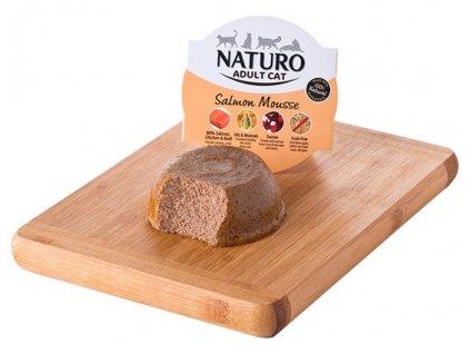 Naturo cat gf salmon 80 g2