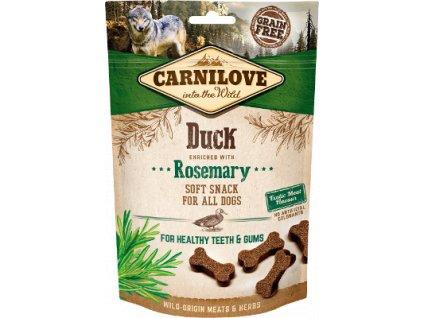 Carnilove Dog Semi Moist Snack Duck&Rosemary 200g