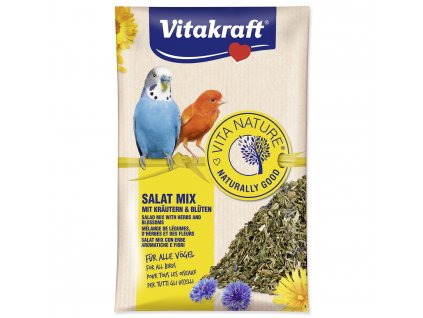 Bylinky Vitakraft Vogel Salat Mix 10 g