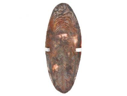 Trixie sépiová kost s držákem čokoláda 12 cm