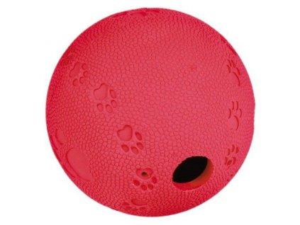 Trixie Labyrint Snacky míč na pamlsky tvrdá guma 7 cm