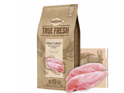 Carnilove True Fresh Turkey Adult 11,4 kg