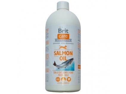 Brit Care lososový olej pro psy 1 l