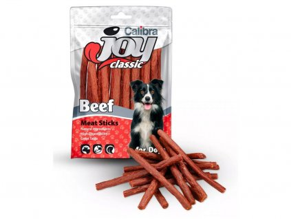 Calibra Joy Dog Classic Beef Sticks 250g