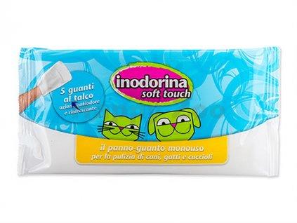 1712 1 rukavice inodorina cistici baby powder 5 ks