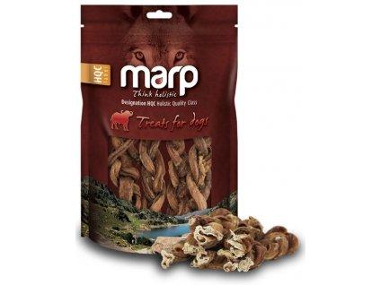 Marp Treats Buffalo Braided Stick sušený zapletený penis 150 g
