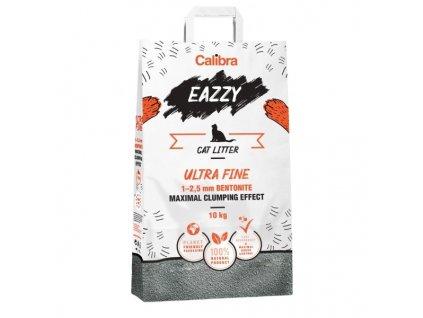 Calibra EAZZY Cat podestýlka Ultra Fine 10 kg