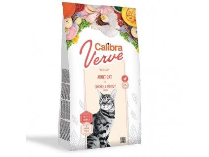 Calibra Cat Verve GF Adult Chicken & Turkey 3,5 kg